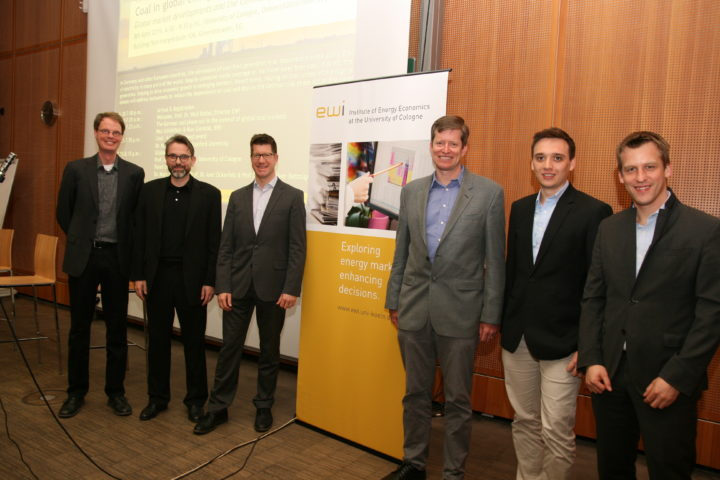 Coal in global energy: Looking back at the EWI Energy Debate