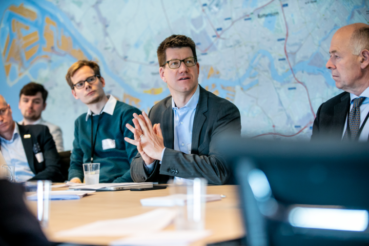 Living Energy Conference 2019: No limits or boundaries for port systems