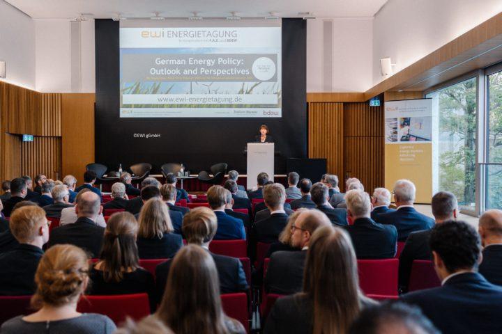 EWI Energy Conference and Felix Höffler Memorial Lecture 2019