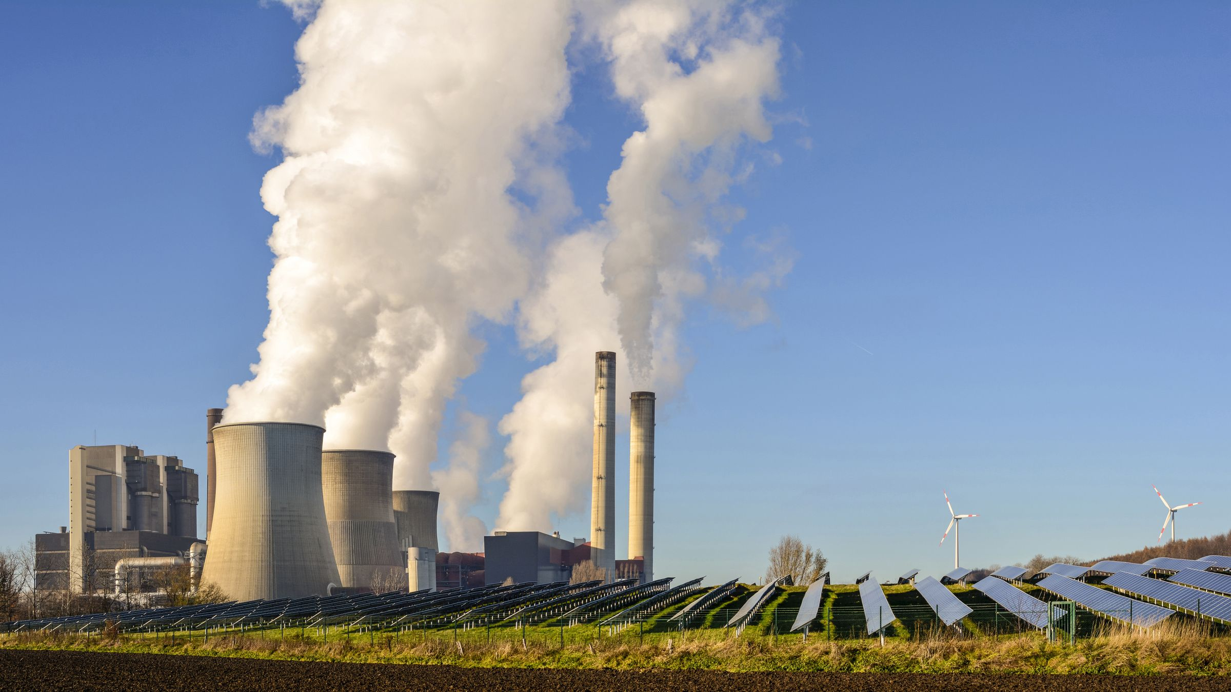 Tightening of EU climate target: premature end for coal?