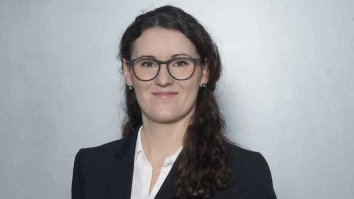 Dr. Stephanie Fiedler establishes energy meteorological research at the EWI