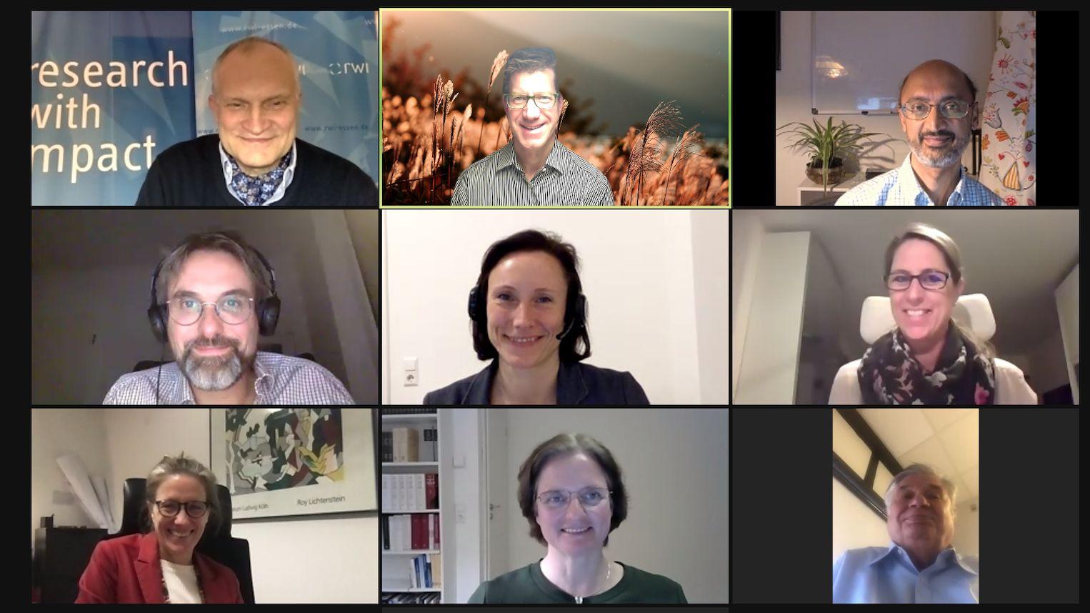 New Scientific Advisory Board of EWI takes up work