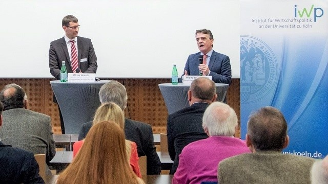 """Cologne Economic Policy Dialogue: """"Electricity Market 3.0 – Which Market Design for the Target Triangle?"""""""